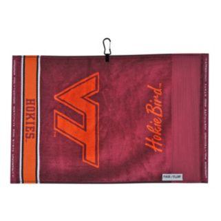 Team Effort Virginia Tech Hokies Jacquard Towel