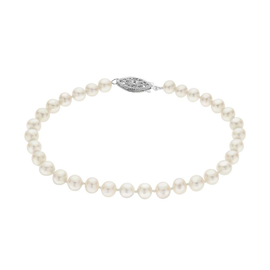 PearLustre by Imperial 5-5.5 mm Freshwater Cultured Pearl Bracelet - 7.5 in.