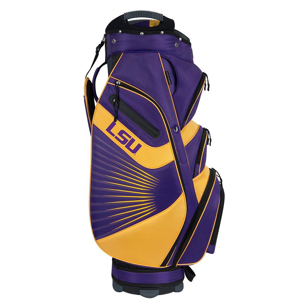 Team Effort LSU Tigers The Bucket II Cooler Cart Golf Bag