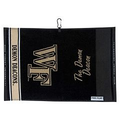 Team Effort Wake Forest Demon Deacons Jacquard Towel