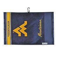 Team Effort West Virginia Mountaineers Jacquard Towel