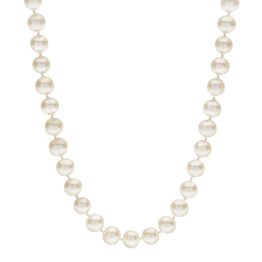PearLustre by Imperial 6-6.5 mm Freshwater Cultured Pearl Necklace - 16 in.