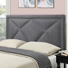 Pulaski James X-Nail Upholstered Headboard