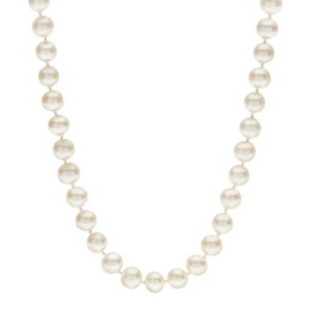 PearLustre by Imperial 6-6.5 mm Freshwater Cultured Pearl Necklace - 18 in.