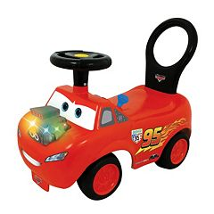 Disney / Pixar Cars Lightning McQueen Ride-On by Kiddieland