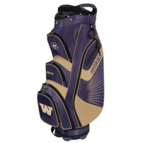 Team Effort Washington Huskies The Bucket II Cooler Cart Golf Bag
