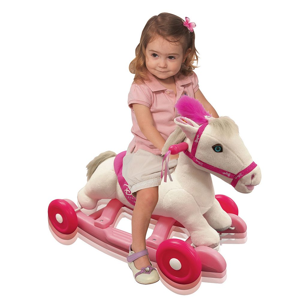 Disney Princess Pony Rocker Ride-On by Kiddieland