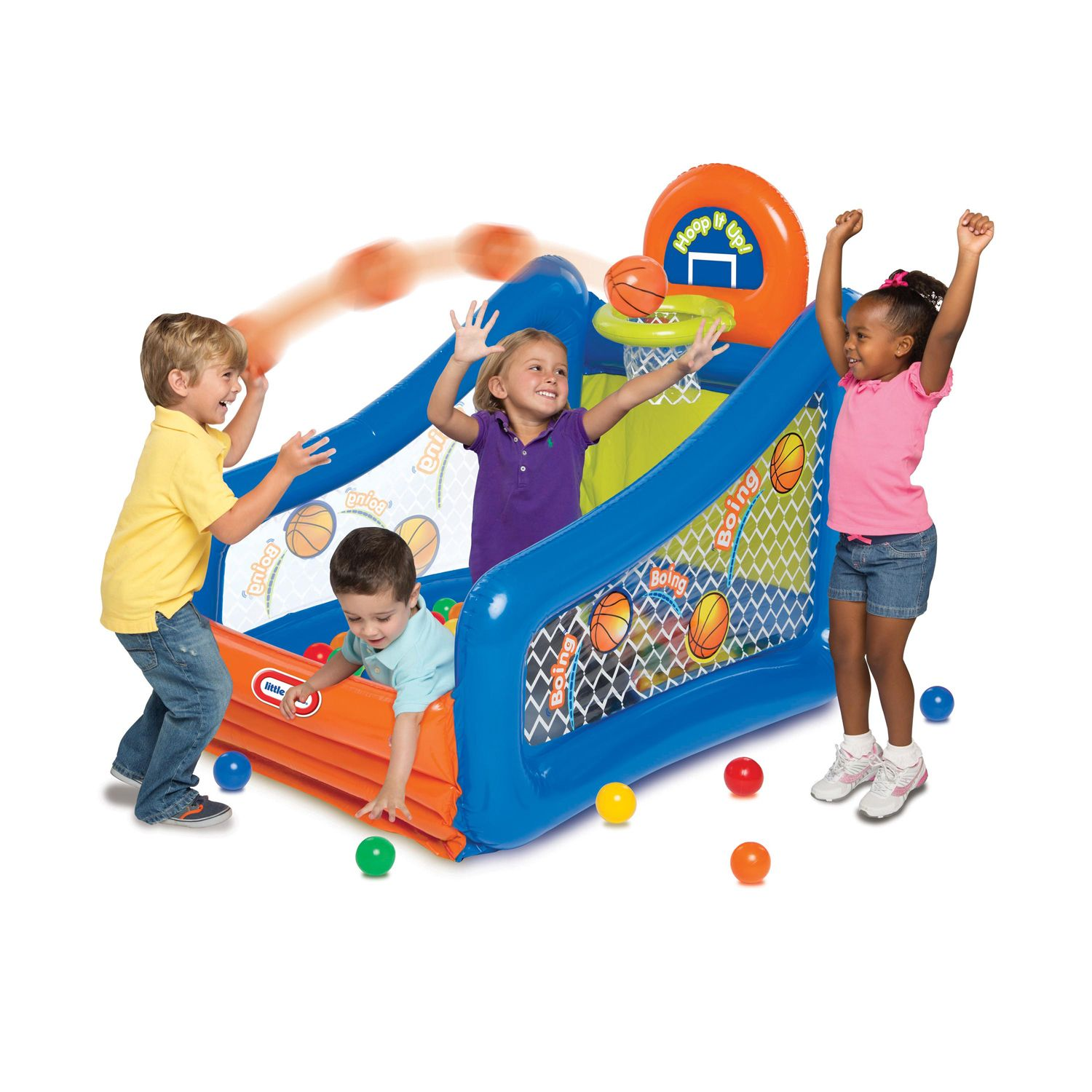 Bounce Houses & Ball Pits Outdoor Play Toys Toys