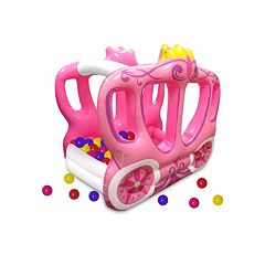 Little Tikes Enchanted Princess Carriage Ball Pit by