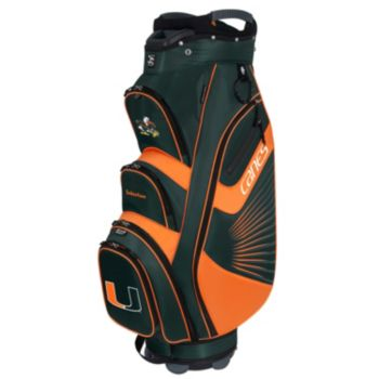 Team Effort Miami Hurricanes The Bucket II Cooler Cart Golf Bag