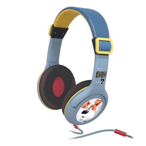 The Secret Life of Pets Kids Stereo Headphones