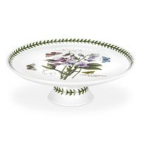 Portmeirion Botanic Garden 6-in. Mini Cake Plate
