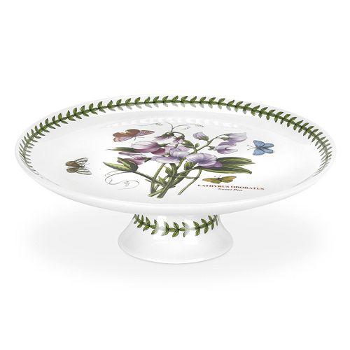 Portmeirion Botanic Garden 6-in. Mini Cake Plate