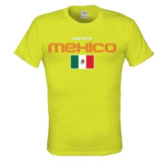 """Big & Tall """"We Are Mexico"""" Tee"""