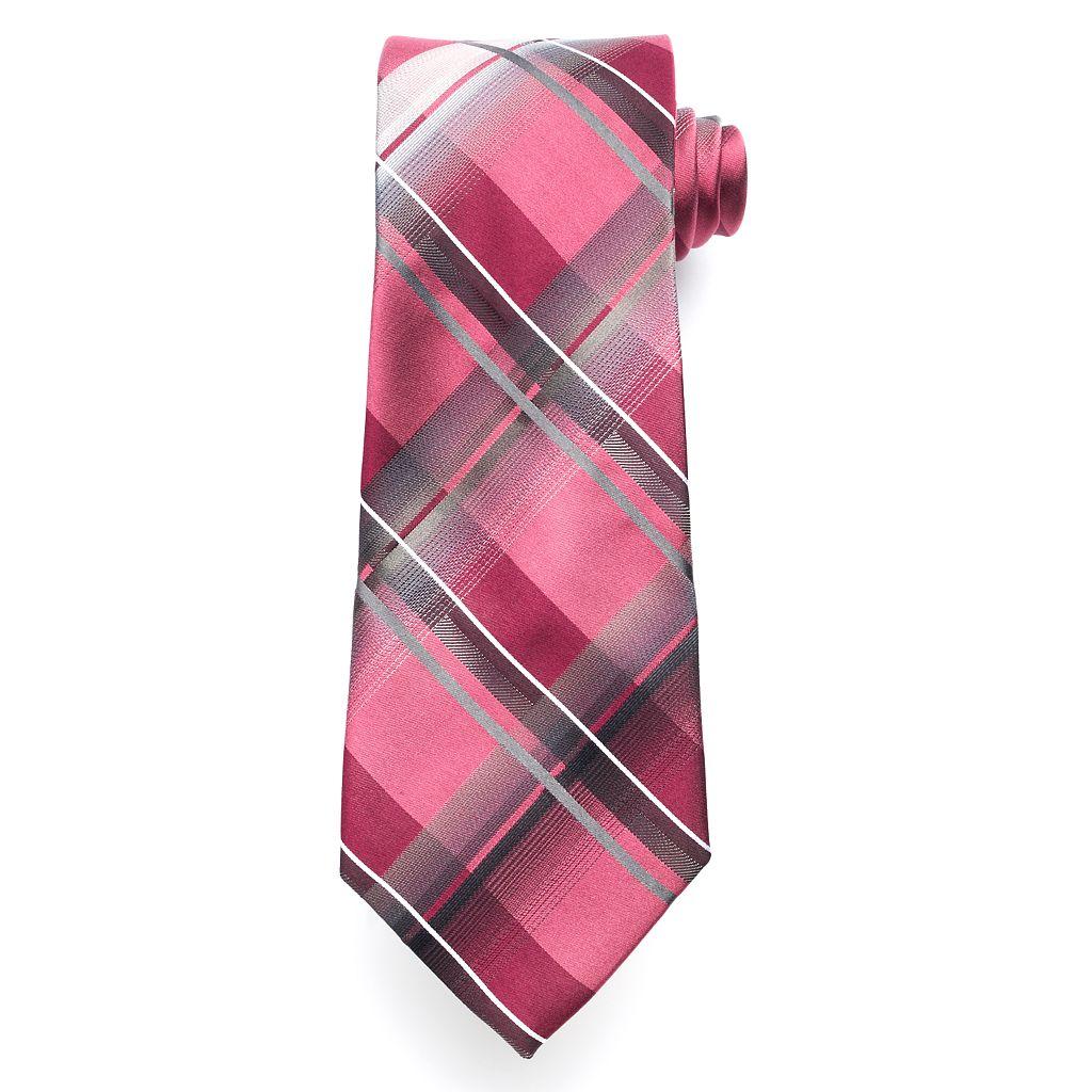 Extra-Long Van Heusen Patterned Tie - Big & Tall