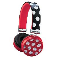 Disney's Minnie Mouse Fashion Over-the-Ear Headphones
