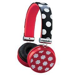 Disney's Minnie Mouse Fashion Over-the-Ear Headphones