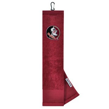 Team Effort Florida State Seminoles Tri-Fold Golf Towel