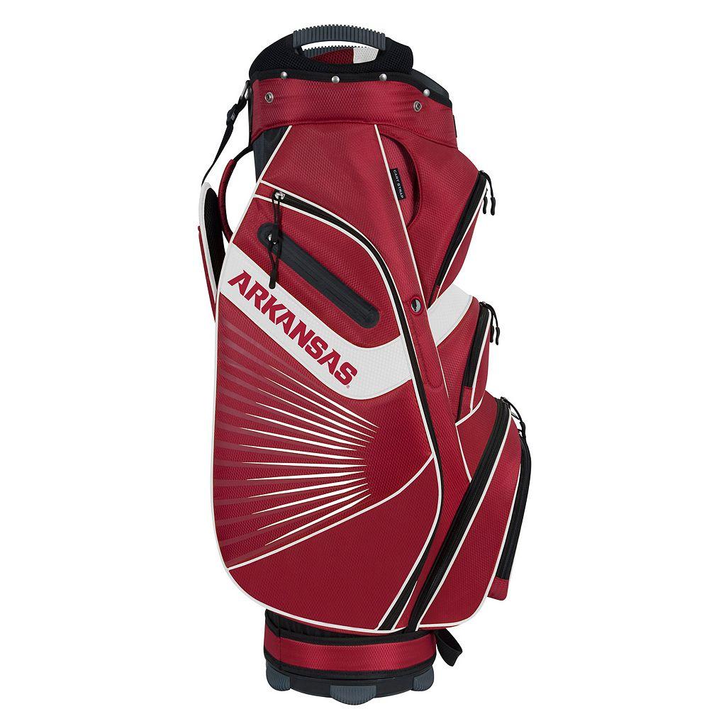 Team Effort Arkansas Razorbacks The Bucket II Cooler Cart Golf Bag