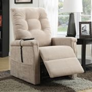 Pulaski Montreal Power Lift Recliner Arm Chair