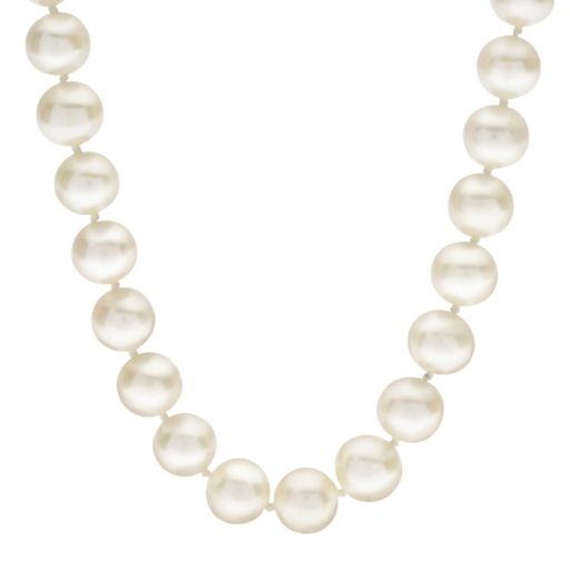 PearLustre by Imperial 8.5-9.5 mm Freshwater Cultured Pearl Necklace - 23 in.