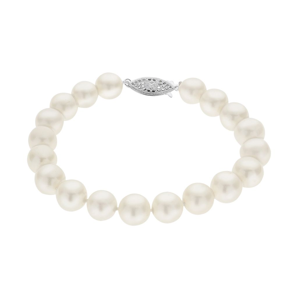 PearLustre by Imperial 8.5-9.5 mm Freshwater Cultured Pearl Bracelet - 7.5 in.