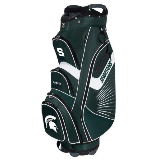Team Effort Michigan State Spartans The Bucket II Cooler Cart Golf Bag