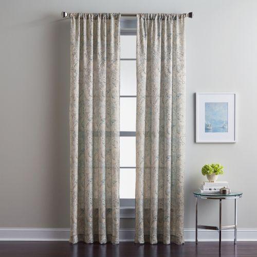 CHF Winston Paisley Curtain