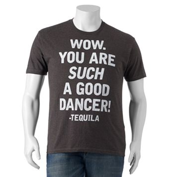 Big & Tall Dancer Tee