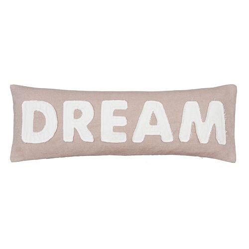 ''Dream'' Throw Pillow