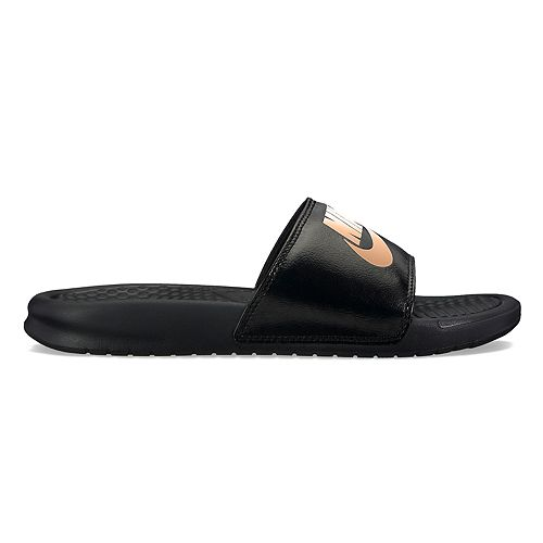 separation shoes cd39f 955ee Nike Benassi JDI Women s Slide Sandals