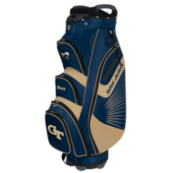 Team Effort Georgia Tech Yellow Jackets The Bucket II Cooler Cart Golf Bag