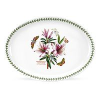 Portmeirion Botanic Garden 15-in. Serving Dish