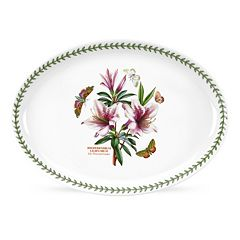 Portmeirion Botanic Garden 15 in Serving Dish