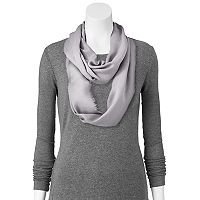 Apt. 9® Solid Pashmina Infinity Scarf
