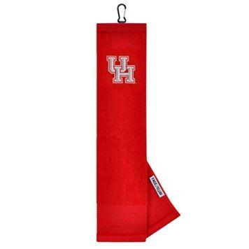 Team Effort Houston Cougars Tri-Fold Golf Towel