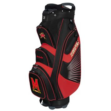 Team Effort Maryland Terrapins The Bucket II Cooler Cart Golf Bag