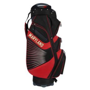Team Effort Maryland Terrapins The Bucket II Cooler Cart Golf Bag