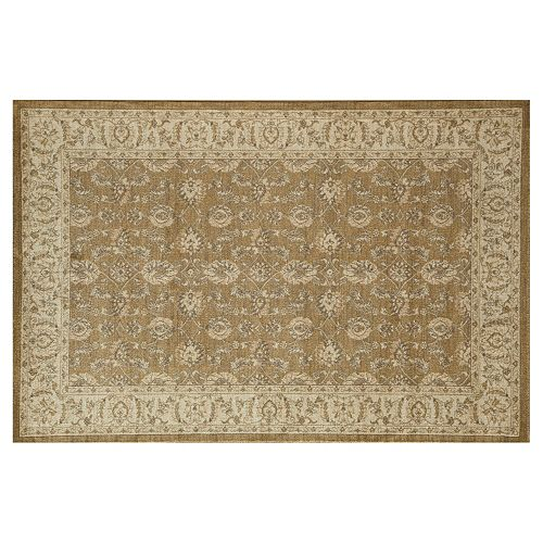 Rugs America Peshawar Classic Framed Floral Rug
