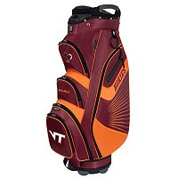 Team Effort Virginia Tech Hokies The Bucket II Cooler Cart Golf Bag