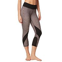 Women's Shape Active Lightening Capri Workout Tights
