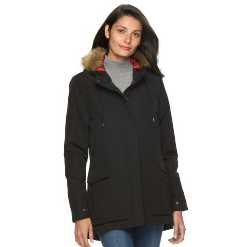 Women's Woolrich Northern Tundra Hooded Parka