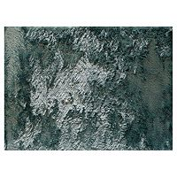 Rugs America Luster Solid Shag Rug