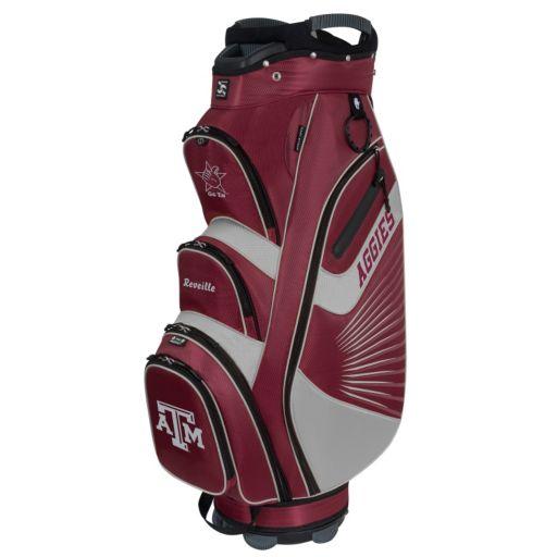Team Effort Texas A&M Aggies The Bucket II Cooler Cart Golf Bag