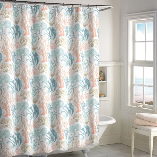 Destinations Shore Thing Shower Curtain