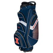 Team Effort Illinois Fighting Illini The Bucket II Cooler Cart Golf Bag