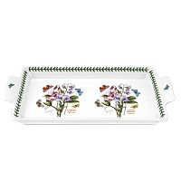 Portmeirion Botanic Garden 14.75-in. Sandwich Tray