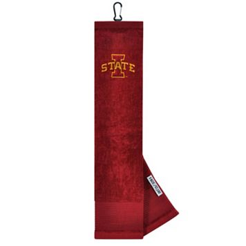 Team Effort Iowa State Cyclones Tri-Fold Golf Towel