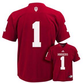 Boys 4-7 adidas Indiana Hoosiers Replica Football Jersey