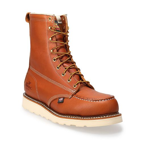 Thorogood American Heritage Men's Steel-Toe Work Boots